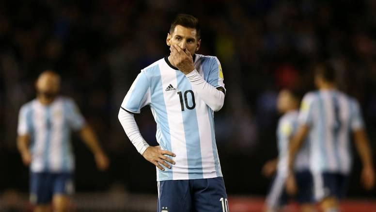 Di Maria se ozlijedio u debaklu Argentine, Vidal najavio kraj!