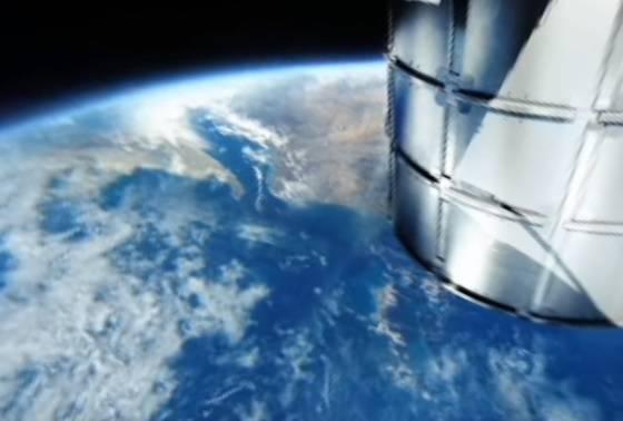 Prvi 3D video iz svemira:  Što će na ovo reći 'ravnozemljaši'?