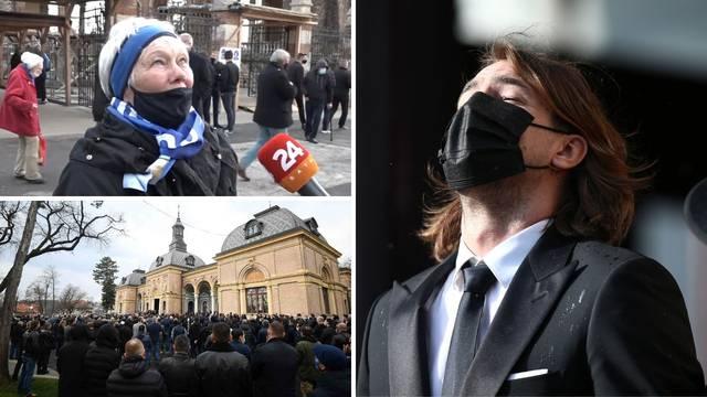 Otišao je zagrebački Petar Pan: Kiša je padala deset minuta za deset Cicinih godina u Dinamu