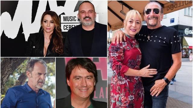Rekorderi razvoda: Novković i Lasić u četvrtom braku, a Tony i Bebek vjenčali su se tri puta...