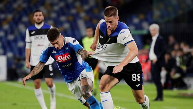 Serie A - Napoli v Atalanta