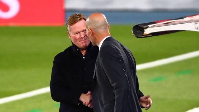 Koeman: Ono je bio čisti penal! Zidane: Ne znam kako ćemo završiti sezonu, na izmaku smo
