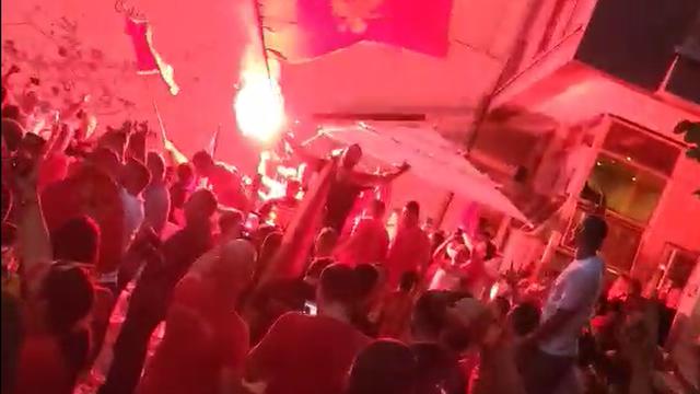 Crnogorski nacionalisti pjevali Thompsona i Škoru na skupu ispred srpske pravoslavne crkve