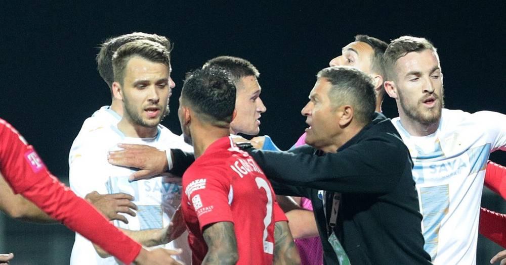 Osječani i dalje bijesni: Trebali smo dobiti i penal, a Rijeka dva crvena! Grezdi drastična kazna?