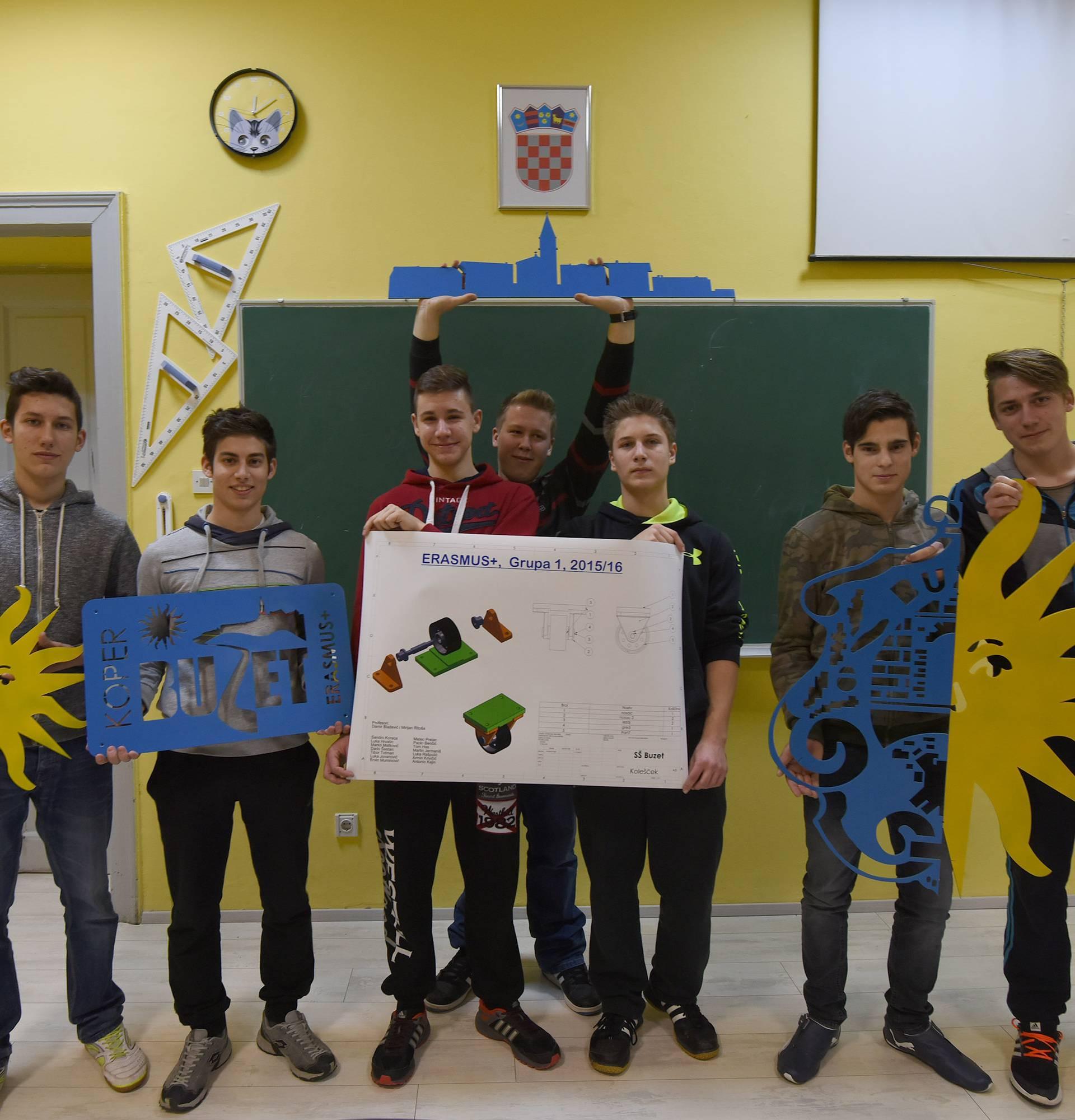 EU suradnja: Strojarstvo smo naučili na praksi u Sloveniji