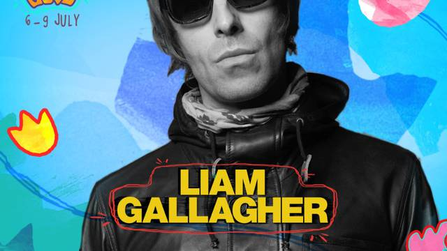 Poznate prve zvijezde: Liam Gallagher otvara Exit festival