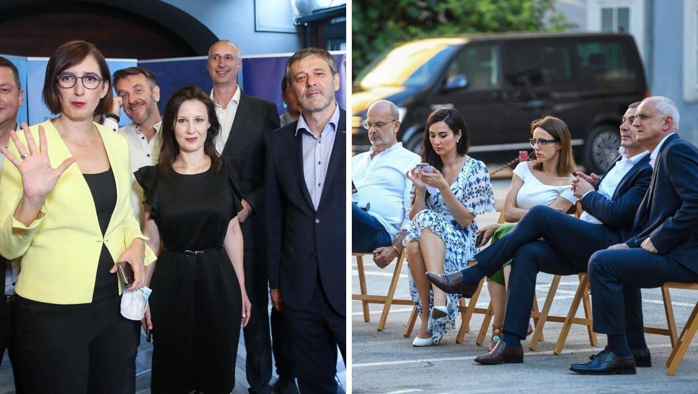 Supružnici Puljak i Orešković zadovoljni, kod Bandića 'depra'