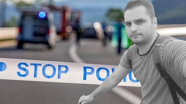 Sestra poginulog policajca: 'Za par mjeseci treba mu se roditi dijete, nikada ga neće upoznati'