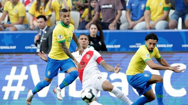 Copa America Brazil 2019 - Group A - Peru v Brazil
