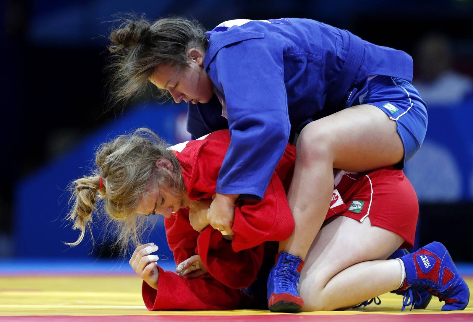 2019 European Games - Judo - Sambo - Women's -68kg
