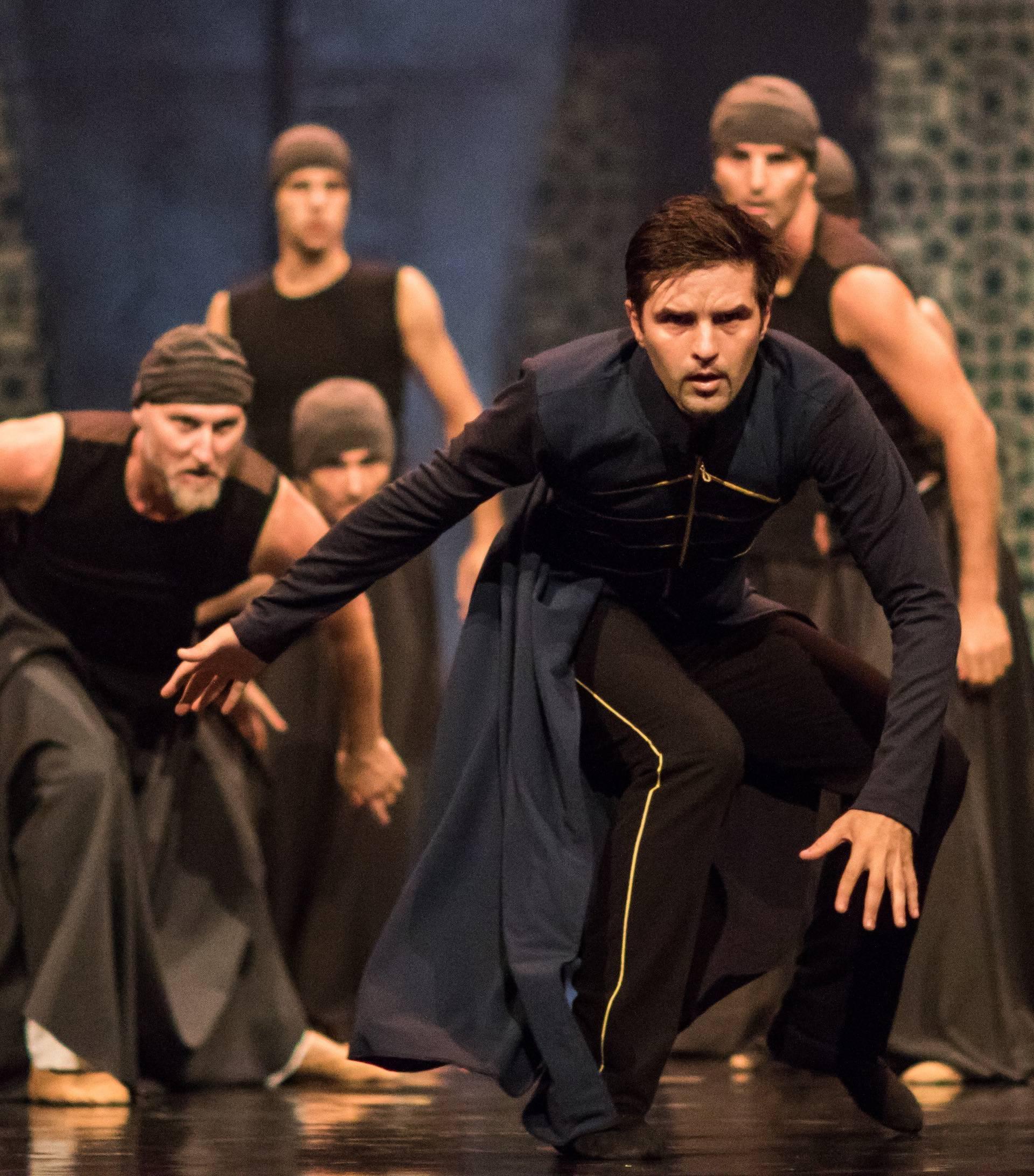 Derviš i smrt – spektakularno baletno uprizorenje  romana
