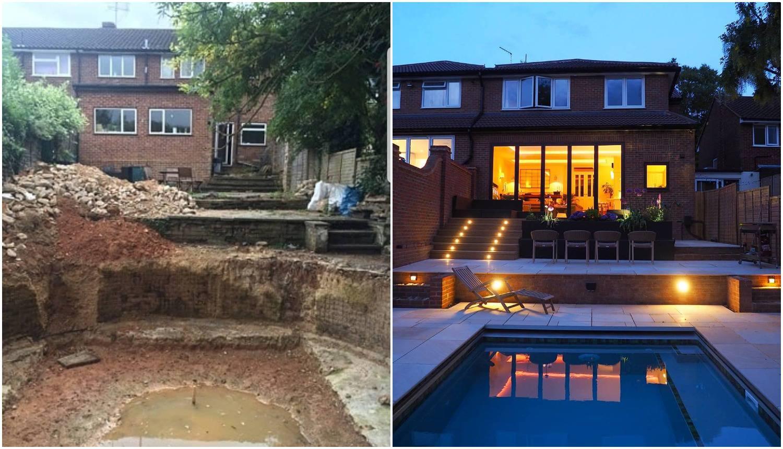 Dom iz snova: Par iz Engleske je preuredio staru kuću u luksuznu