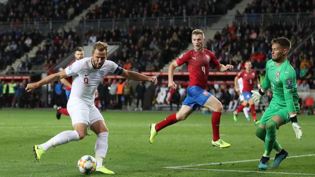 Euro 2020 Qualifier - Group A - Czech Republic v England