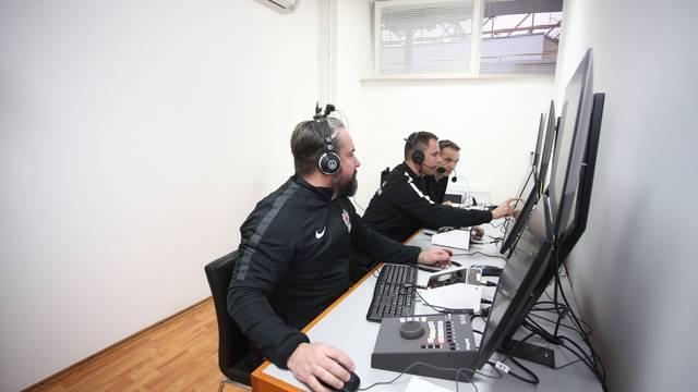 Zaprešić: VAR tehnologija koja će se koristiti na utakmici NK Inter Zaprešić - NK IStra