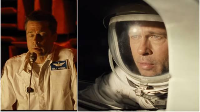 Nakon 'odlaska' u svemir: Brad Pitt upoznat će astronauta...