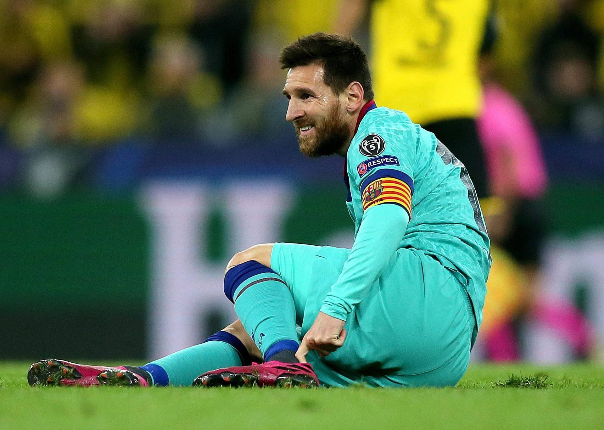firo: 17.09.2019, Football, Season 2019/2020, Champions League, Group stage, Borussia Dortmund - FC Barcelona,