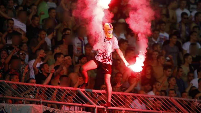 Dilaveru dvije utakmice kazne, Hajduk mora platiti 75.000 kn
