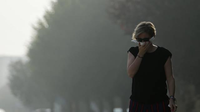 Novi Zagreb i dalje pod dimom, stanovnici se žale na smrad paljevine