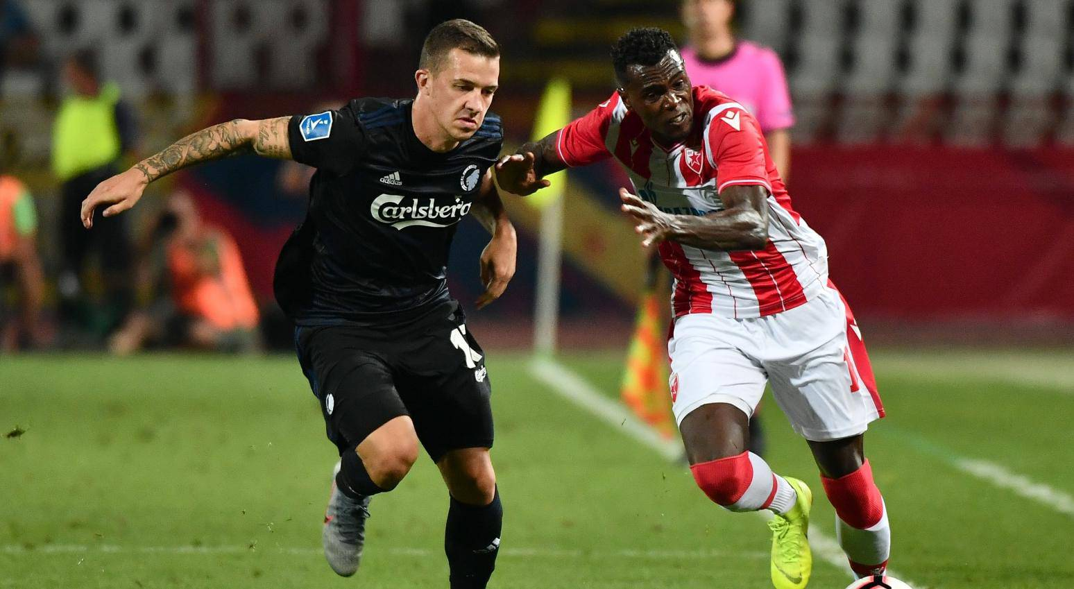 Beograd: Crvena Zvezda i Kopenhagen u 3. pretkolu UEFA Lige prvaka