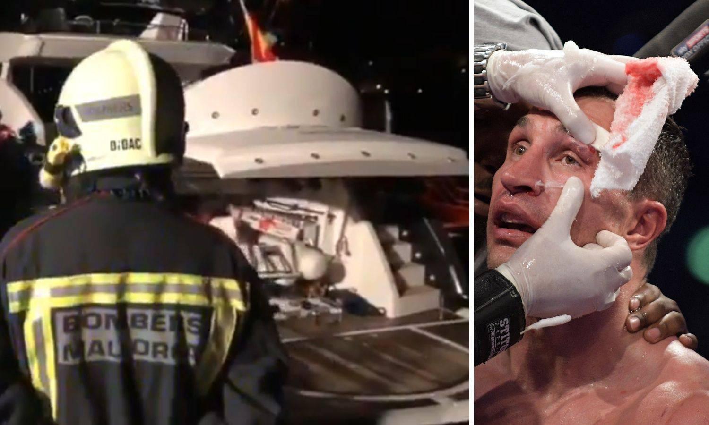 Kličkova drama: Obalna straža spašavala me je iz goruće jahte
