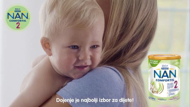 Zašto nastaju i kako pomoći bebi koju muče grčevi?