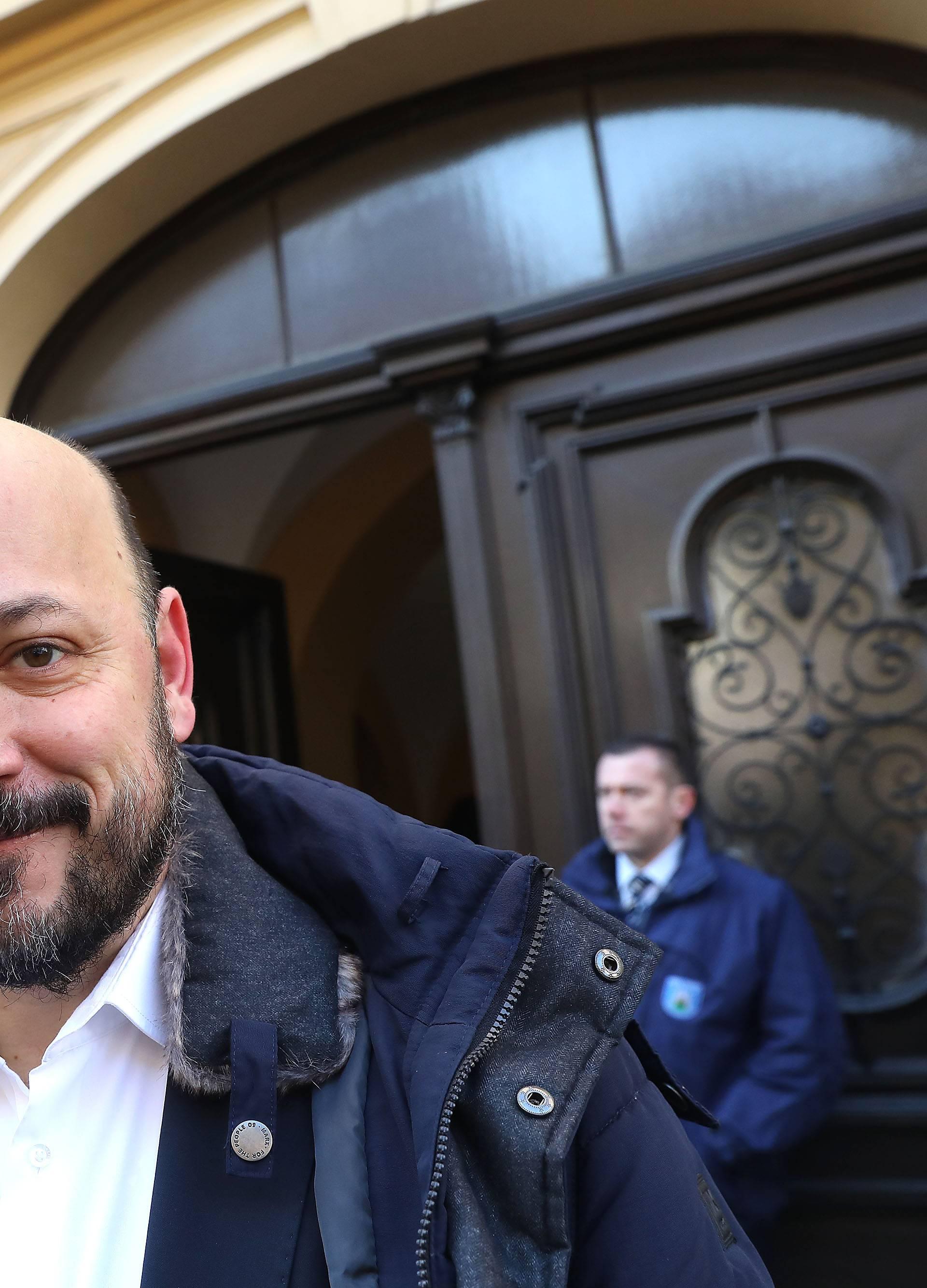 Zagreb: Gordan Maras dao izjavu o sjednici Gradske skupštine