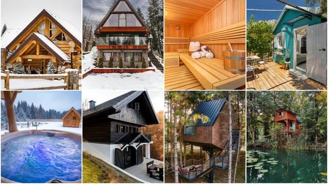 Najljepše kuće u Hrvatskoj: 10 mjesta za odmor kao iz snova