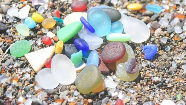 Morsko staklo je omiljeno među kolekcionarima - kako nastaje?