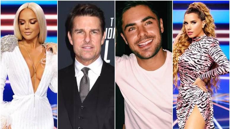 Koliko je visok vaš omiljeni celebrity? Za fotke se služe trikovima da izgledaju više