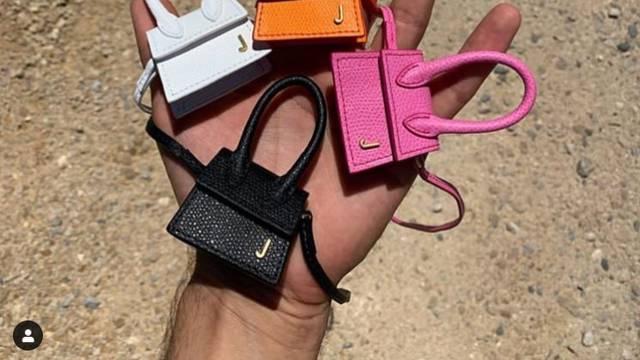 Razne dimenzije: Majušne torbe konkuriraju velikima po stilu