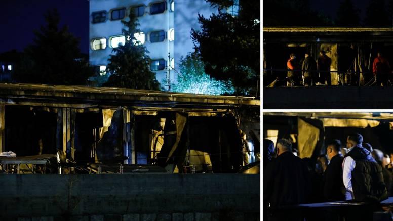 Najmanje 10 mrtvih: Izgorjela je covid bolnica u Tetovu: 'Liječnici se bore za živote ozlijeđenih'