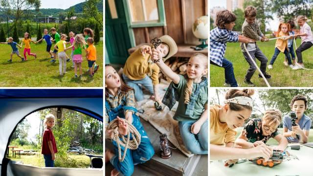 Roditelji masovno uplaćuju ljetne kampove za djecu: 'Ove godine je interes jako velik'
