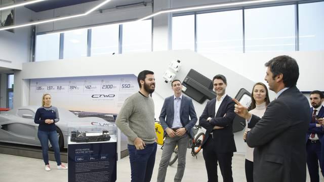 Mladi zastupnici EPP-a su posjetili tvornicu Mate Rimca