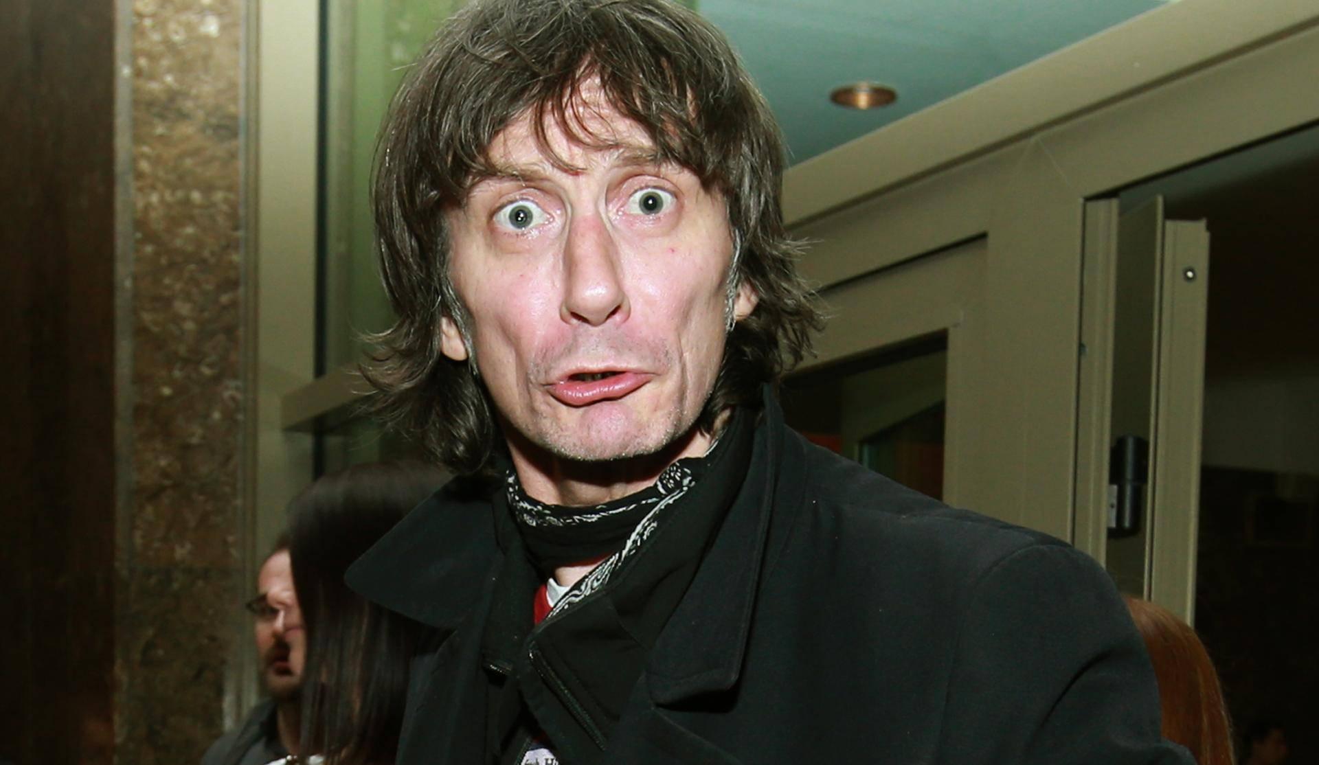 Gobac priprema spektakl: 'Ja sam Mick Jagger iz Zaprešića'