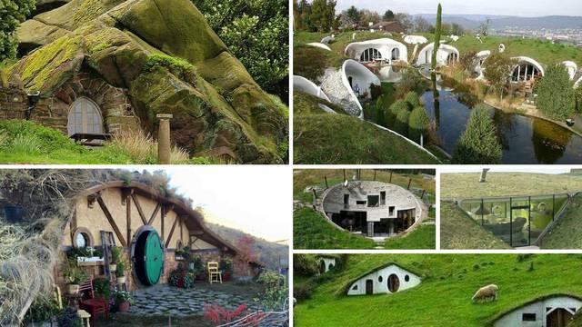 Kuće izgrađene u zemlji sve su popularnije - za život i odmor
