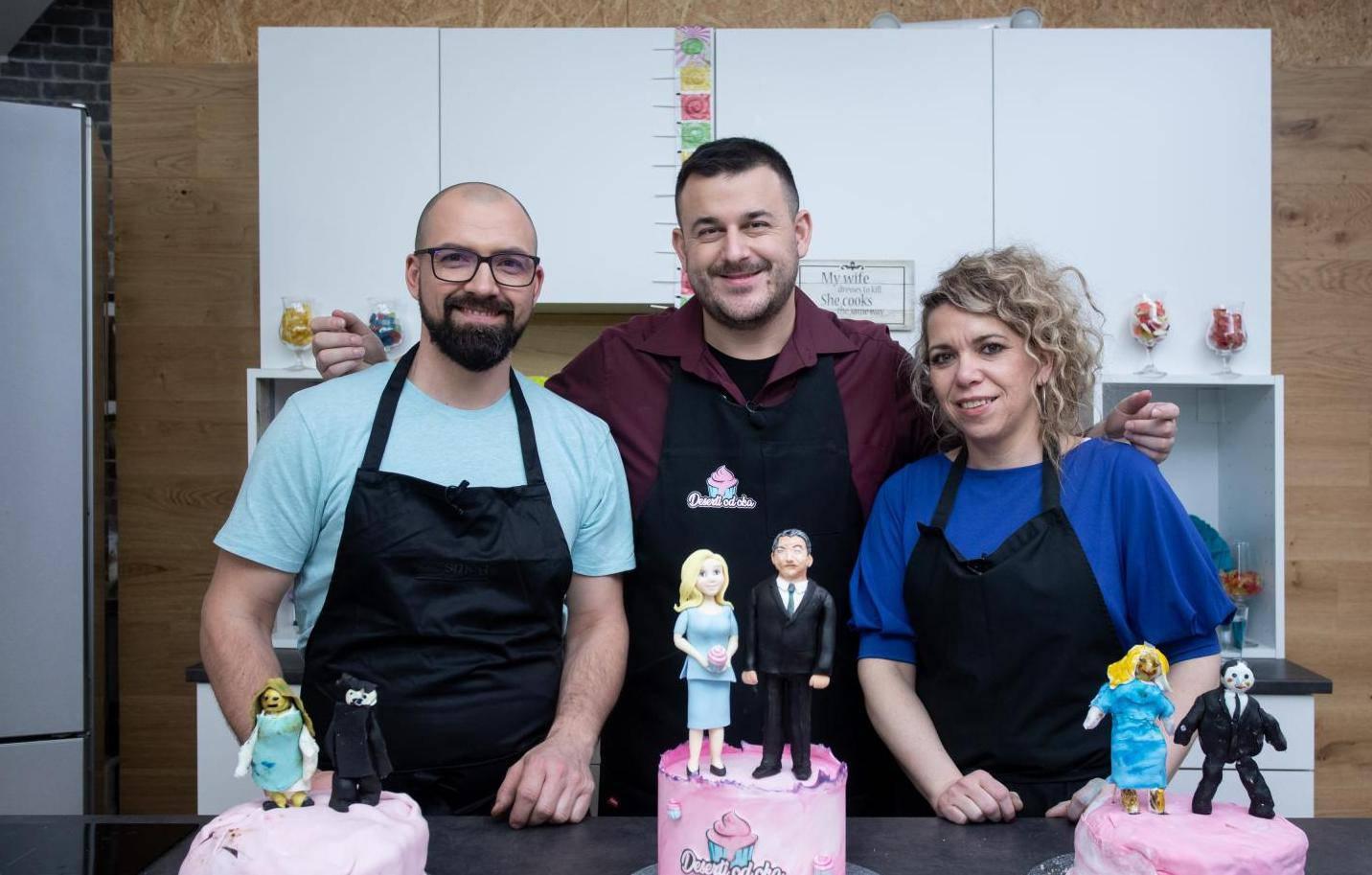 Lovac Kotiga prijetio: Odlazim sa snimanja, tu tortu neću jesti