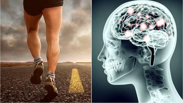 Jeste li znali što trčanje zapravo radi našem mozgu?
