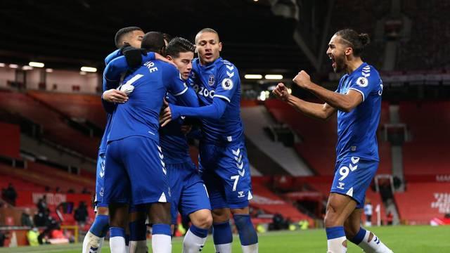 Premier League - Manchester United v Everton