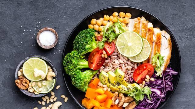 Možete održati režim zdrave prehrane  i dok radite kod kuće