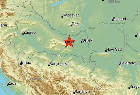 Potres pogodio Našice i okolicu: Sve je tutnjalo, ljuljali se lusteri