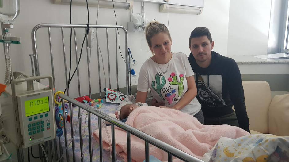 Akcija za bolesnu Marlu urodila plodom, skupili novac za prsluk