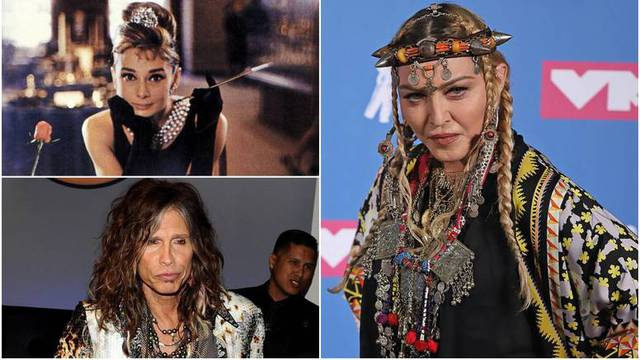 Imaju milijune, a boje se uroka: Madonna ima crveni končić, a Helen Mirren nosi isti par cipela
