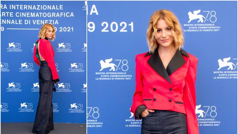 Vogue zadarsku glumicu svrstao među najbolje odjevene glumce na filmskom festivalu u Veneciji