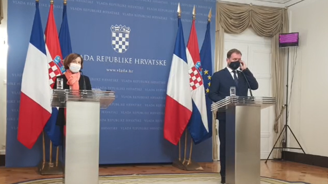 Banožić: Nadam se da će Vlada početkom iduće godine donijeti odluku o nabavi aviona