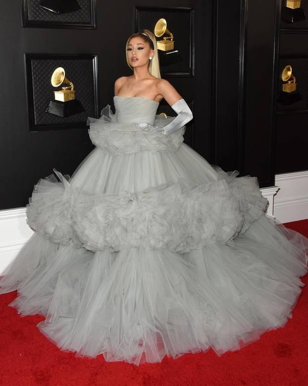 USA - 62nd Grammy Awards - Los Angeles