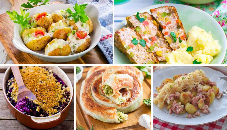 Napravite ručak za 30 kuna: Donosimo vam 5 finih recepta