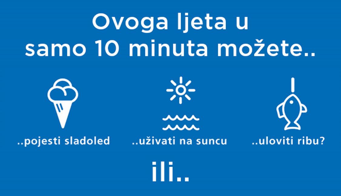 Možete promijeniti pogled na život u samo 10 minuta