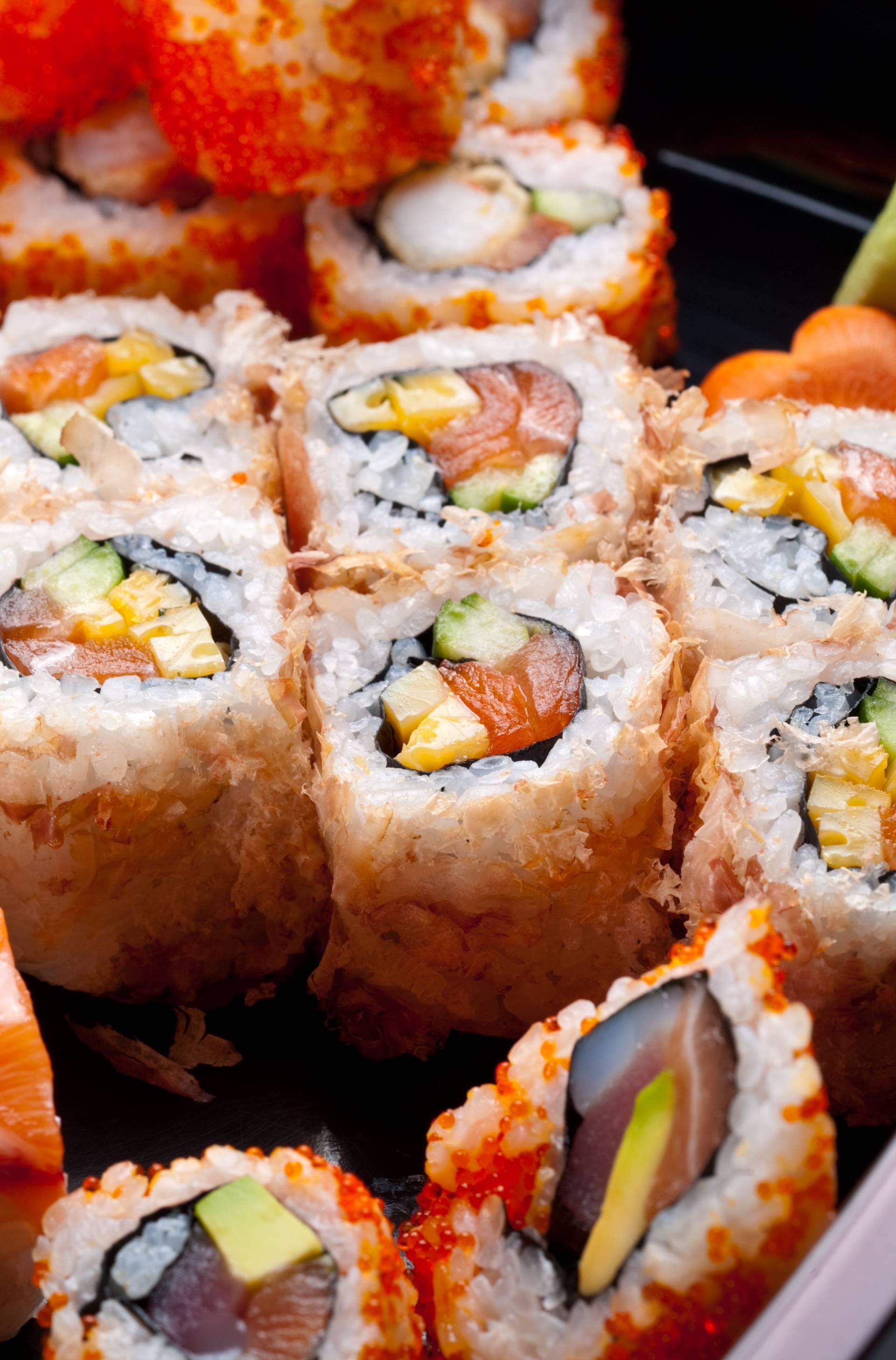 Provjerite kako na pravi način pojesti sushi i pri tom uživati