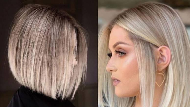 Malo tamniji korijen: Super trik za dojam kose punog volumena