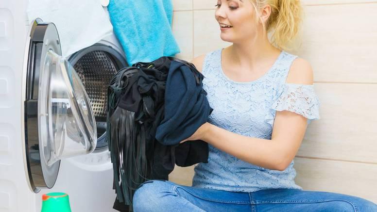 Ovo je sedam najčešćih grešaka koje ljudi rade pri pranju rublja